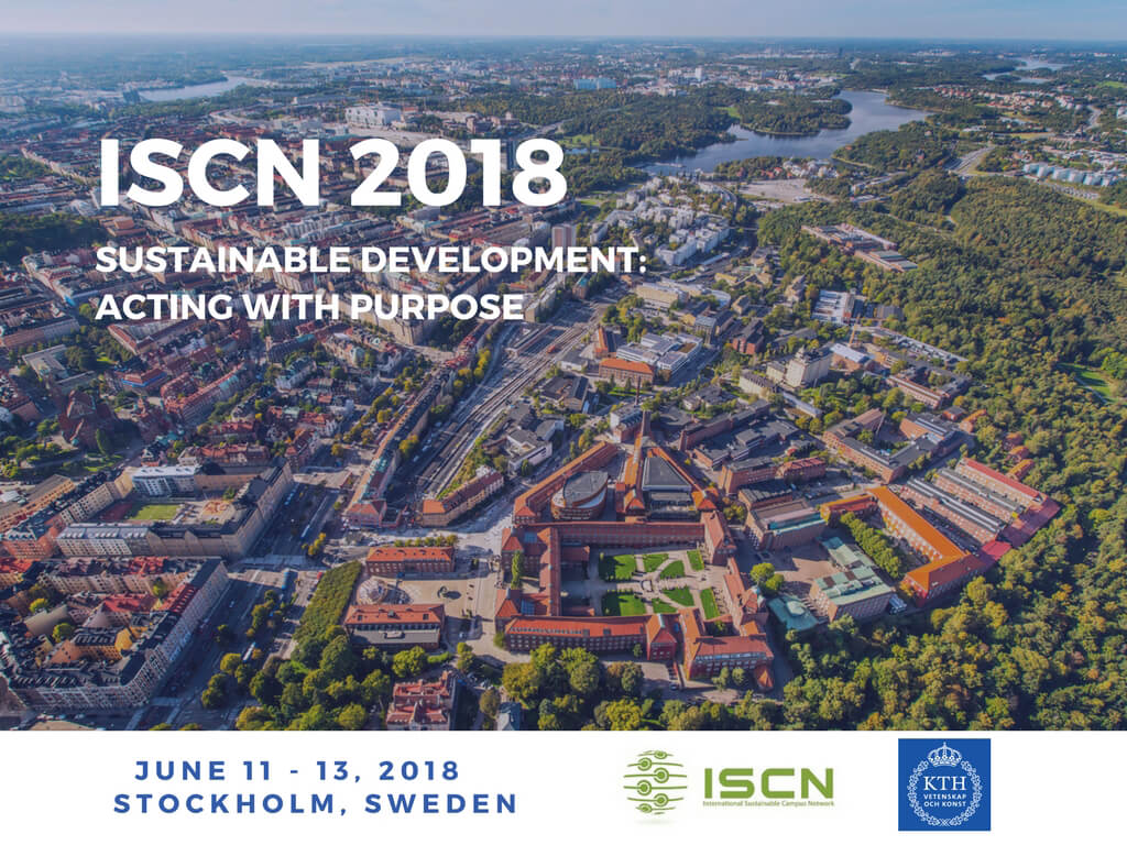 ISCN 2018 Official Logo